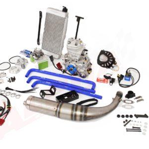 Motor og dele